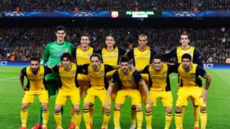 Atlético de Madrid tiene el primer round de defensa del liderato ante Vi...