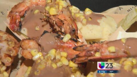 ¡No te pierdas el Festival de mariscos de South Beach!