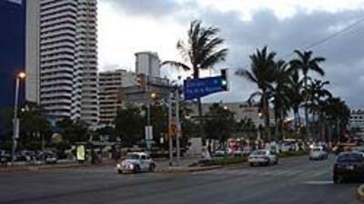 El sector turismo en México parece estar herido por la violencia que se...