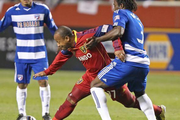 Andy Williams y el Real Salt Lake no pudieron defender su campeonato en...