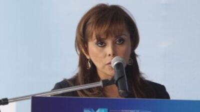 "Marisela Morales destacó que""la voluntad indeclinable es salvaguardar e..."