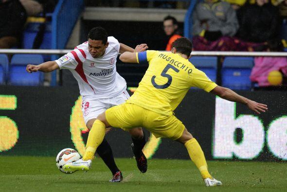 Por su parte Sevilla y Villarreal se quedaron con el quinto y sexto luga...
