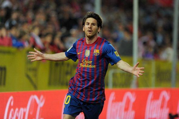 Messi no para de marcar goles y el Barcelona lo sigue disfrutando.