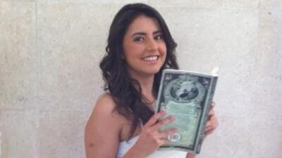 Sofía Macías, autora del best sellerPequeño Cerdo Capitalista: Finanzas...
