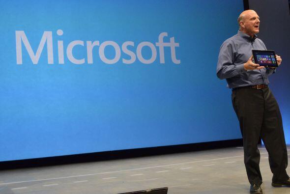 """MICROSOFT  """"  Situación: El beneficio neto de Microsoft cayó 22% en el t..."""