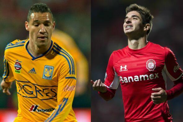 Tigres y Toluca disputarán el boleto a la final en el juego de vuelta, e...