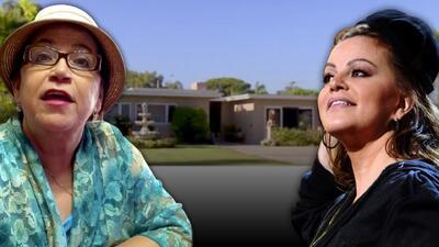 Doña Rosa aclara si Jenni Rivera pagó la casa que está reconstruyendo