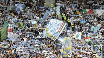 Porra del Lazio investigada por insultos antisemitas