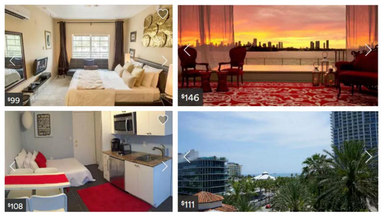 Las propiedades disponibles van desde cuartos, apartamentos hasta reside...