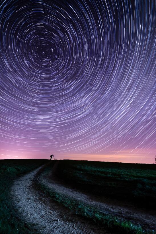 Fotografías astronómicas para disfrutar de las maravillas del espacio Th...