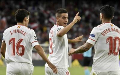 Sevilla aseguró al menos seis partidos más en la má...