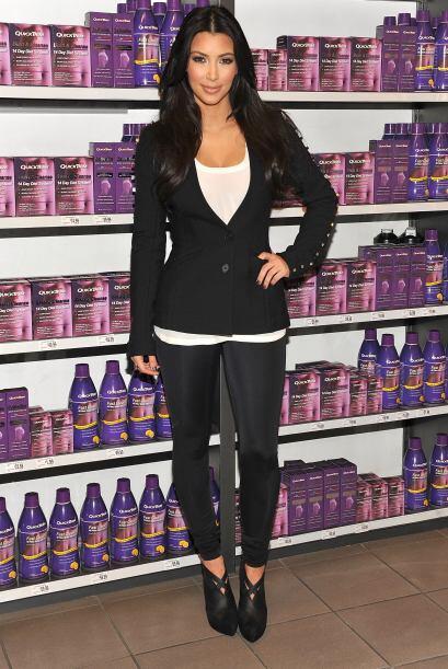 """Y por si fuera poco, crearon un bronceador llamado """"Kardashian Glamour T..."""