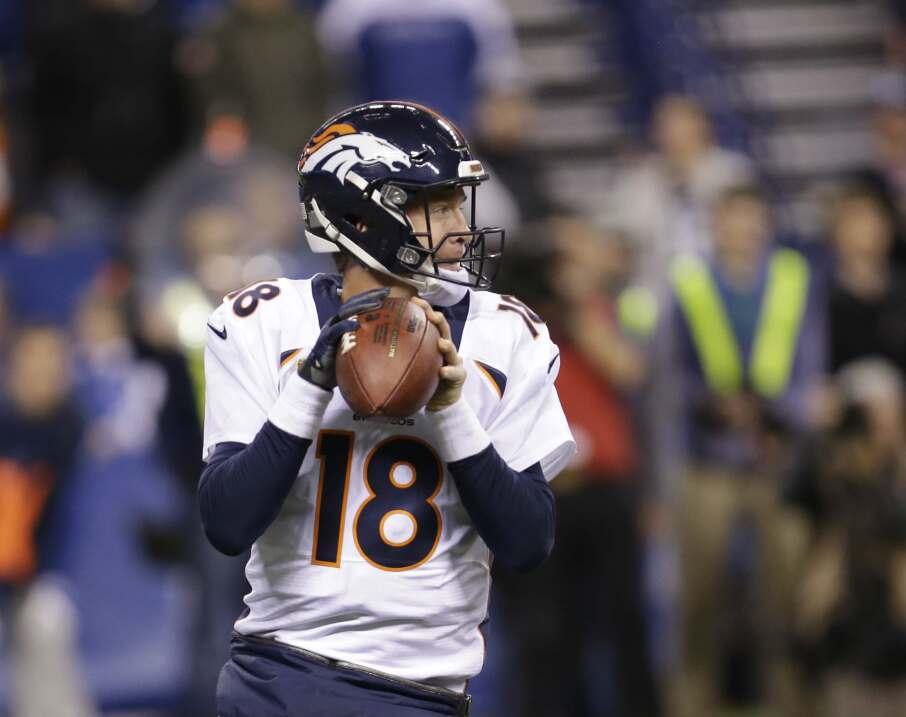 Los Indianapolis Colts vencieron 27 - 24 a los Denver Broncos para quita...