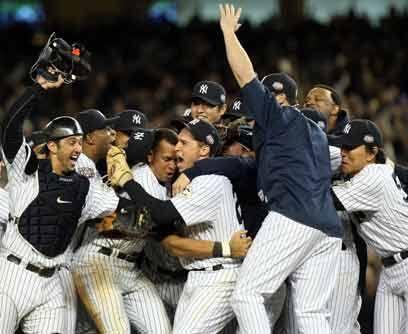 ¿Un campeonato vale millones?  Los Yankees de Nueva York ganaron...