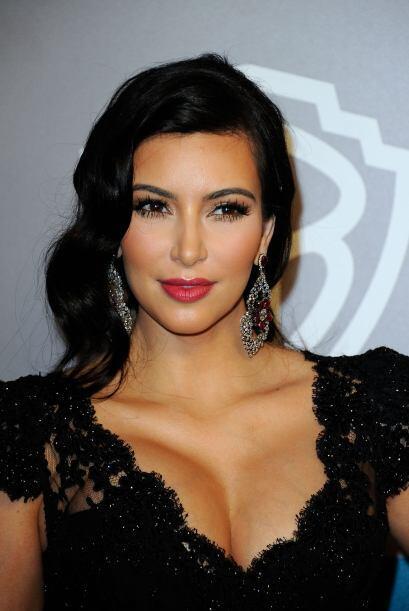 Kim ha invertido en volver en el tiempo para conseguir tocados muy al es...
