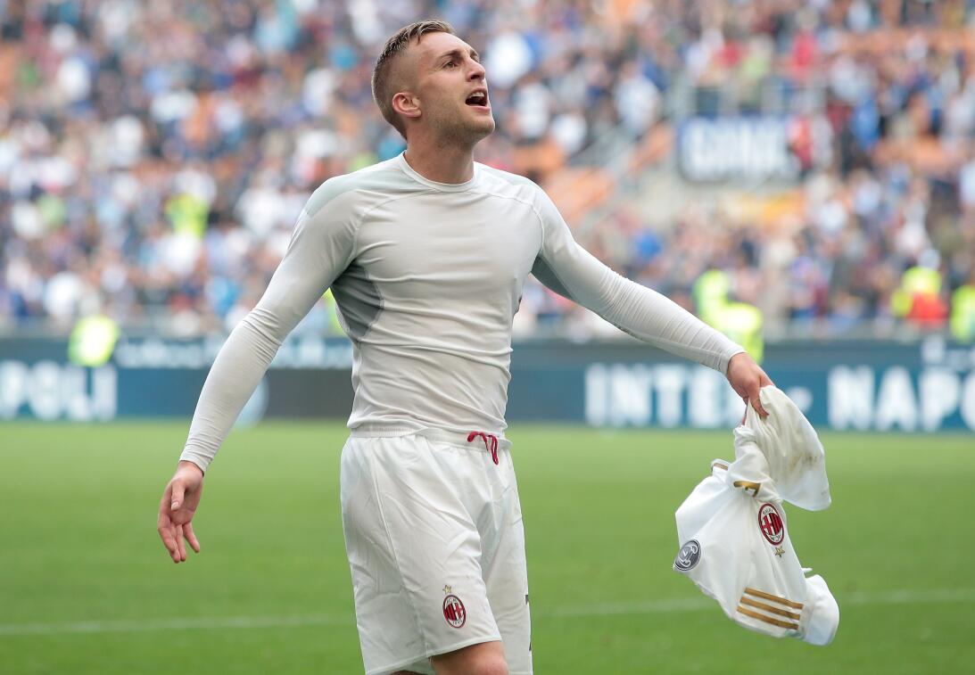 Gerard Deulofeu (Milan) - El español ha sido un gran refuerzo del equipo...