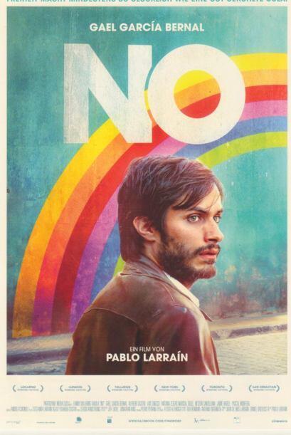 """""""No"""": una buena película para disfrutar con los amigos. No relata la his..."""