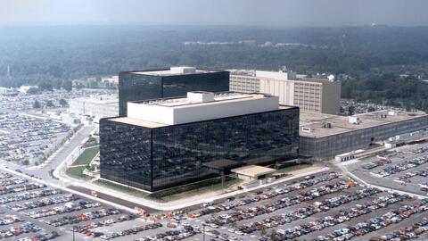 La sede de la NSA. Muy pocos saben lo que realmente sucede ahí ad...