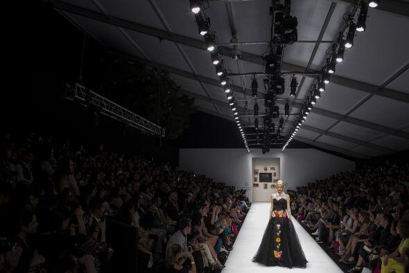 Los diseñadores mexicanos y latinoamericanos que se presentan en el Merc...