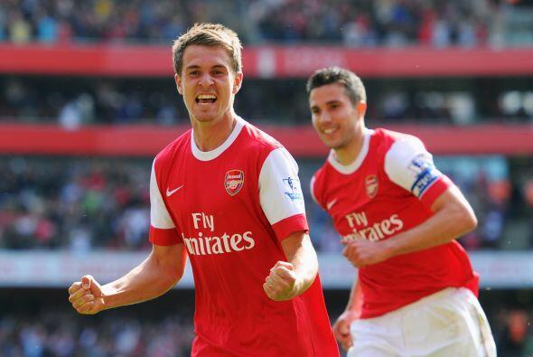 Arsenal: Los 'Gunners' lograron su ascenso a la Primera División inglesa...