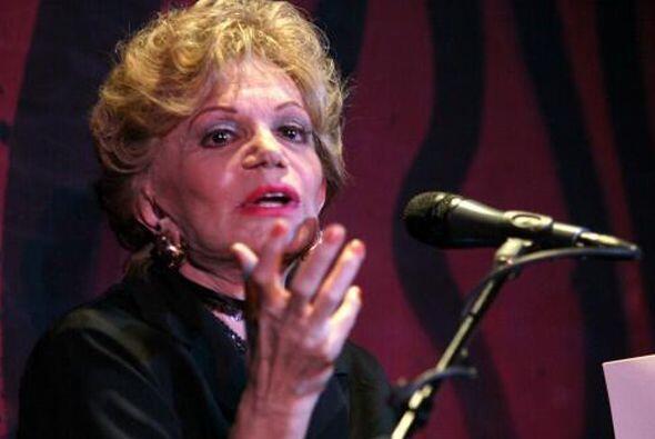 La primera actriz falleció el 15 de abril a los 84 años víctima de un in...