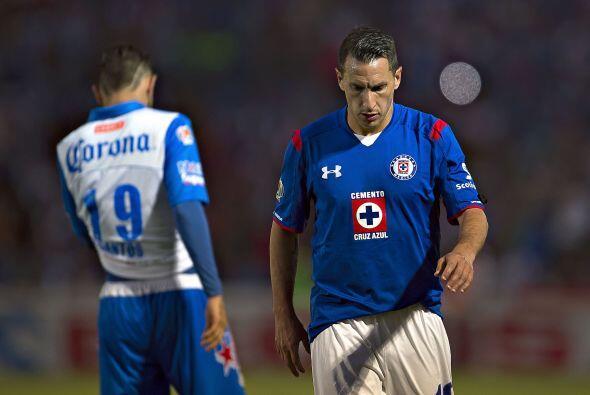 Una derrota para Cruz Azul lo podría bajar de los primeros 4 luga...