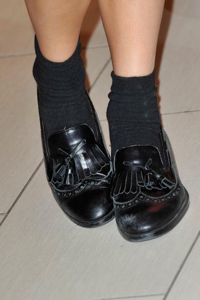 Mocasines con cordones y borlas serán el calzado más cómodo para usar y...