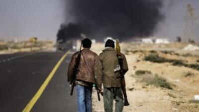 Europa debate la opción militar en Libia, pero antes debe resolver cómo...