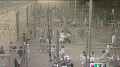 Fase crítica en huelga de hambre en cárceles