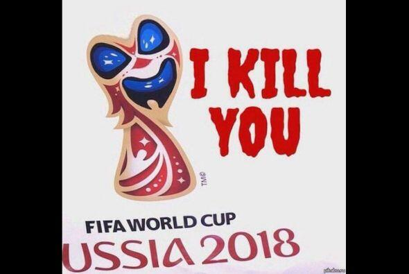 La presentación del cartel para el próximo Mundial de Rusia 2018 causaro...