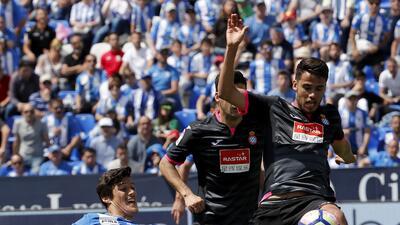 Triunfo 'in extremis' del Espanyol ante el Leganés con Diego Reyes en cancha
