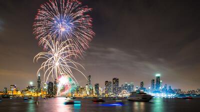 Estas son las actividades en Navy Pier para este Año Nuevo