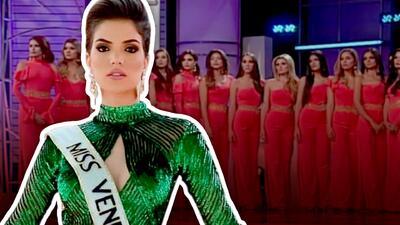 Suspenden Miss Venezuela 2018 por demanda de Veruska Ljubisavljevic