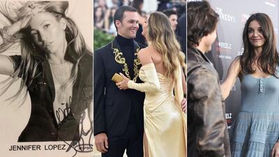 En fotos: fanáticos que terminaron siendo parejas de famosos que admiraban