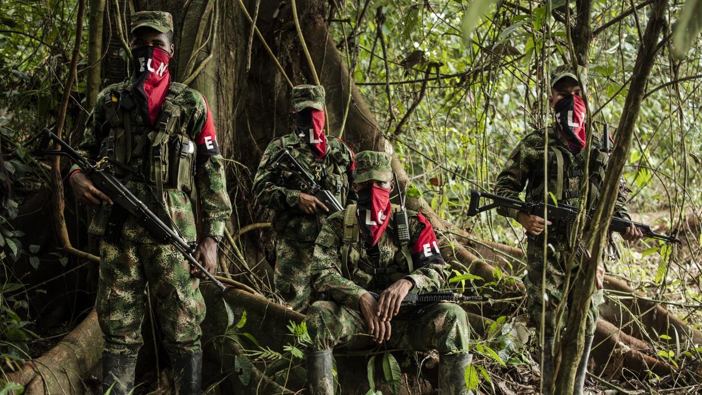 Frente Che Guevara del ELN