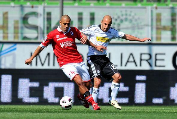 Cesena recibió al Bari con la firma intención de llevarse los tres puntos.