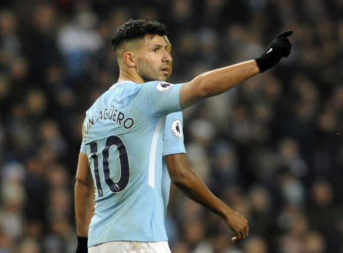20. Sergio Agüero (Manchester City / Argentina)