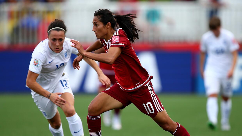 Selección Mexicana Mundial Femenil Canada 2015