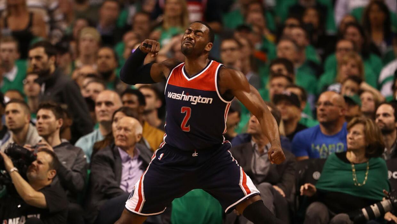 Wall llevó a los Wizards a un récord de 49-33 la campa&nti...