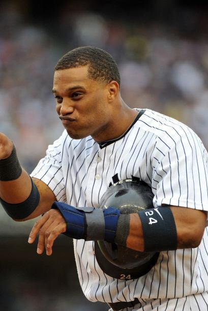 2B. Robinson Canó. Yankees de Nueva York. El dominicano impulsó seis ca...