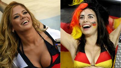 La bella motivación de Alemania desde las tribunas para ser campeón del Mundial