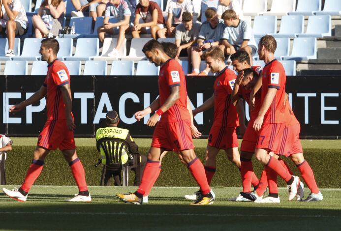 Con Vela, la Real Sociedad remontó y ganó al Celta en Vigo 6363877084114...
