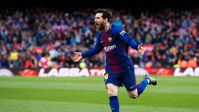 En fotos: Los increíbles datos de los 600 goles de Messi