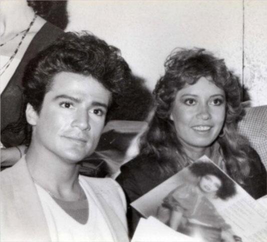 René Casados y Carla Estrada