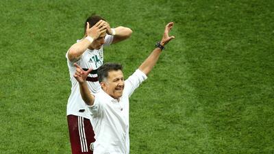 Juan Carlos Osorio y sus números casi impecables con el Tri