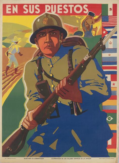21 carteles anti-nazis creados en México n_J49_HEN.jpg