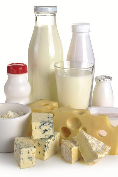 Tu opción segura: los productos fabricados a base de leche pasteurizada.