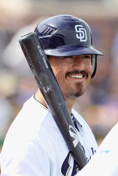 Mención especial: Jorge Cantú, primera base de los Padres de San Diego....