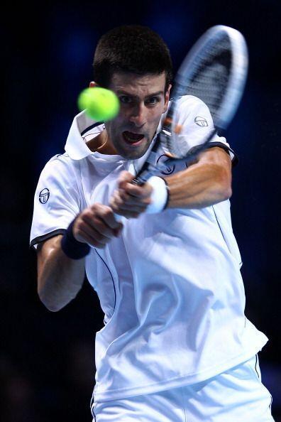 Como el serbio, el español Rafael Nadal y el suizo Roger Federer viviero...