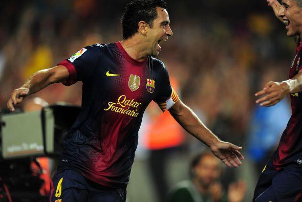 El capitán del Barcelona definió como crack ante Casillas para el 3-1.